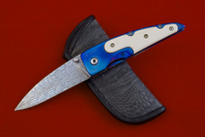 Hyperion custom folding knife