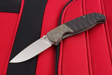 Identity tactical custom folding knife
